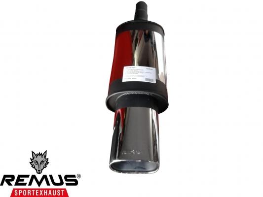 Remus Single Tip Exhaust