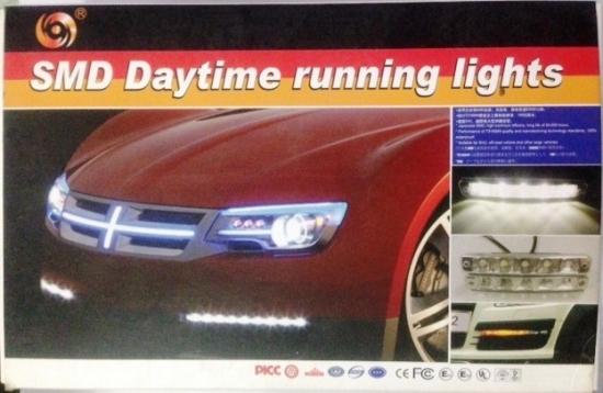 SMD Day Running Lights 190mm