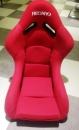 RECARO BABY SEAT REDno