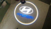 Projector Ghost Shadow light for Hyundai Accentno